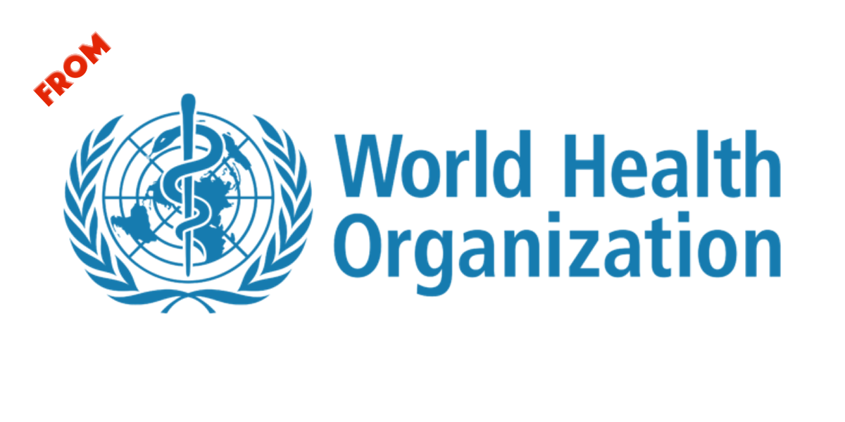 From World Health Organization