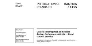 ISO FDIS 14155